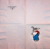 4344 Snoopy Serviette