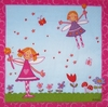 4374 Fairies Serviette
