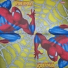 4479 Spiderman Serviette