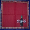 4511 Coca Cola Serviette
