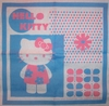 4803 Hello Kitty Serviette