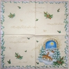 4928 Winterlandschaft Serviette