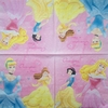 4932 Disney Princess Serviette