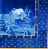 5178 Winterlandschaft Serviette