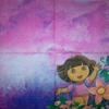 5311 Dora the Explorer Serviette
