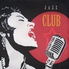 5449 Jazz Club Serviette