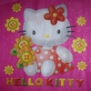 5593 Hello Kitty Serviette