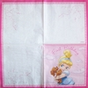 5706 Disney Princess Baby Birthday Serviette