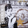 5774 Audrey Hepburn Cinema Hollywood Serviette