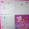 5805 Fairies Serviette