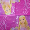 5823 Barbie Serviette