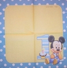 6116 Mickey Mouse Birthday Serviette