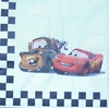 6133 Disney Pixar Cars Serviette