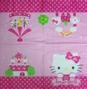 6164 Hello Kitty Serviette