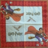 6285 Harry Potter Serviette