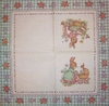 6341 Beatrix Potter Serviette