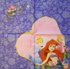 6413 Disney Princess Serviette