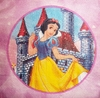 6486 Disney Princess Snow White Serviette