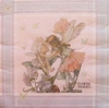 6543 Flower Fairie Serviette