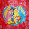 6582 Disney Princess Serviette