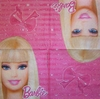 6606 Barbie Serviette