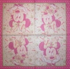 6731 Minnie Maus Serviette