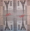 6963 Paris Serviette