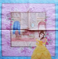 7217 Disney Princess Serviette