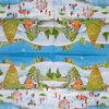 7874 Winterlandschaft Serviette