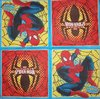 8136 Spiderman Serviette