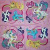 8155 My Little Pony Serviette
