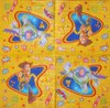 8449 Toy Story 2 Serviette