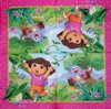 8608 Dora the Explorer Serviette