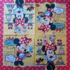 8729 Minnie Maus Mouse Serviette