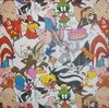 9496 Looney Tunes Serviette