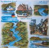 10227 Memories of Germany Romantischer Rhein Serviette