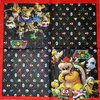 10826 Super Mario Serviette
