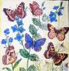 10828 Butterflies Serviette