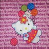 10972 Hello Kitty Serviette