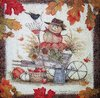 11288 Fall Scenery Serviette