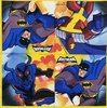 12543 Batman Serviette