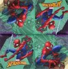 12545 Spiderman Serviette