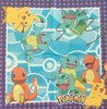 12693 Pokemon Serviette